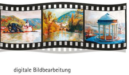 Digitale Bildbearbeitung Kunst Karin Scholz