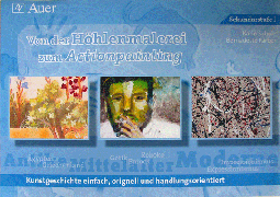 Karin Scholz Von der Höhlenmalerei zum Actionpainting, Kunstgeschichte