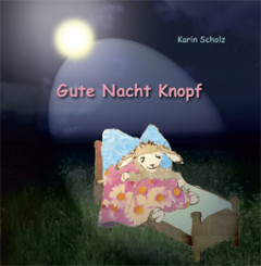 Karin Scholz, Kinderbuch Knopf das Schaf