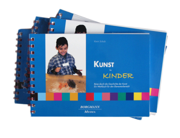 Karin Scholz. Eine Reise durch die Geschichte der Kunst, Kunst für Kinder.